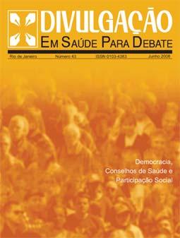 Revista Divulgação nº 43 – junho 2008