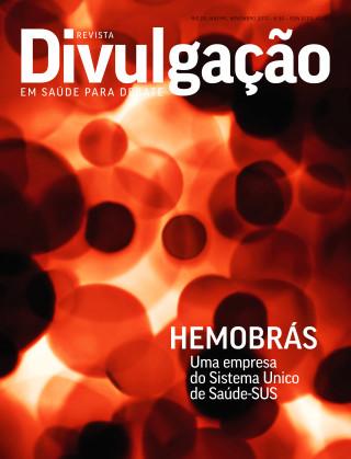 Revista Divulgação 50 – Hemobrás: uma empresa do SUS