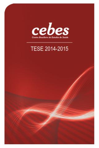 Veja aqui a tese política do Cebes para o biênio 2014-2015