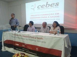 """Curso """"Reforma do Estado e Gestão da Saúde"""" reúne público diversificado em Salvador"""