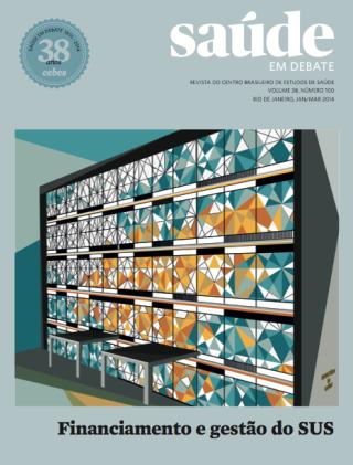 Financiamento e gestão do SUS – Edição n. 100