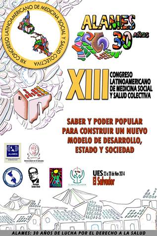 Alames lança convocatória para o XIII Congresso de Medicina Social