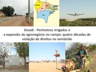 Dossiê discute impactos dos projetos de irrigação no Nordeste