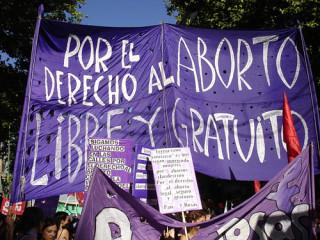 """ABORTO - AFLD convoca ao debate sem hipocrisia e afirma: """"Aborto ilegal, violencia estatal!"""" """"Liberdade de decidir!"""""""