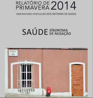 RELATÓRIO PRIMAVERA 2014