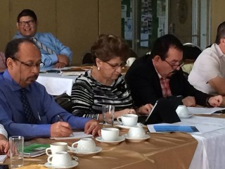 Cebes participa de oficina de planejamento da Reforma da Saúde em El Salvador