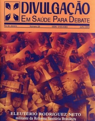 Confira a revista do Cebes dedicada a Eleutério Rodriguez Neto