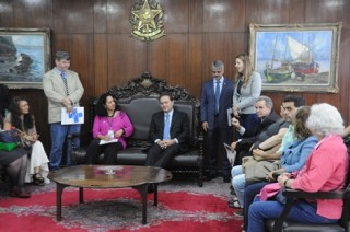 Conselheiros vão ao Congresso Nacional lançar agenda propositiva para eleições 2014