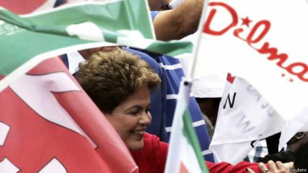 Dilma Rousseff | Foto: Reuters