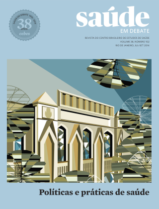 Revista Saúde em Debate Nº102 : : POLÍTICAS E PRÁTICAS DE SAÚDE