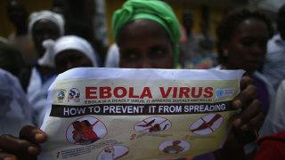 Ebola é muito mais do que uma crise de saúde