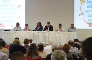 Conselho Nacional de Saúde realiza reunião ampliada em Brasília