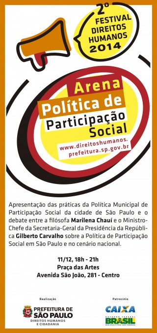 Arena ParticipaSP: 11/12
