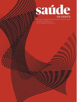 Revista Saúde em Debate vol. 39, n. 104
