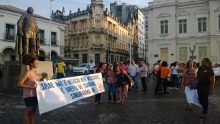 CEBES Bahia realiza caminhada e debate em defesa ao Direito a Saúde