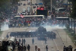 Nota de repúdio ao governador do Paraná pelas agressões aos trabalhadores da educação