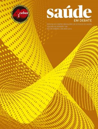 Revista Saúde em Debate, Vol. 40, Ed.108
