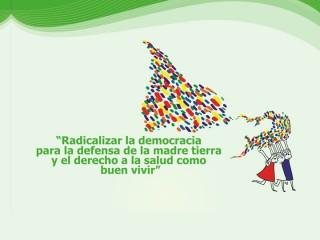 Abertura do XIV Congresso Latino Americano de Medicina Social e Saúde Coletiva