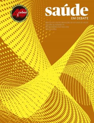 Revista Saúde em Debate, Vol. 40, Ed.111