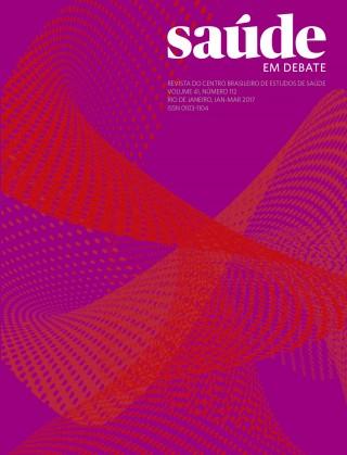 Revista Saúde em Debate, Vol. 41, Ed.112