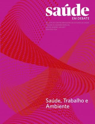 Revista Saúde em Debate, v.41, n. especial 2 – Saúde, trabalho e ambiente