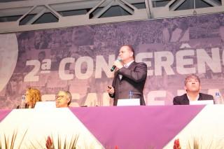 Ana Costa: Ricardo Barros coloca gente de santa casa, indústria e planos privados no ministério; estão lá para garantir seus negócios e destruir o SUS
