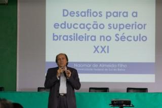 Nota: Em defesa da universidade pública e em solidariedade ao professor Naomar de Almeida Filho