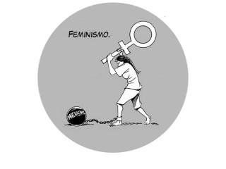 Um FEMINISMO para 99% é pela vida das Mulheres