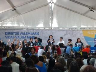 """Manifesto """"O SUS é de todo o povo brasileiro!"""""""