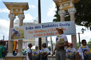 Grito dos Excluídos Recife