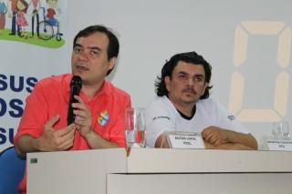 Cebes, Cesau, Rede Unida e Abrasco realizam debate com candidatos ao governo do Ceará