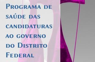 Cebes-DF divulga análise das propostas para saúde dos candidatos ao governo do DF