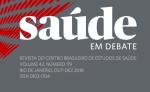 Revista Saúde em Debate, Vol. 42, Ed. 119