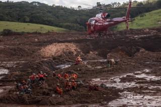 Tragédia da Vale é maior que todos os acidentes de mineração do mundo