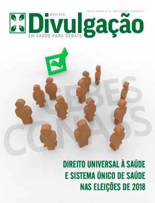 Direito universal à saúde e SUS nas eleições de 2018