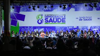 Realização da 16ª Conferência é uma vitória e mostra força do movimento sanitário, afirma Lúcia Souto