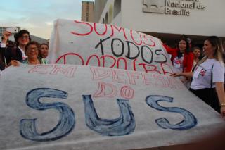 16ª Conferência Nacional de Saúde reafirma defesa dos direitos sociais e da democracia