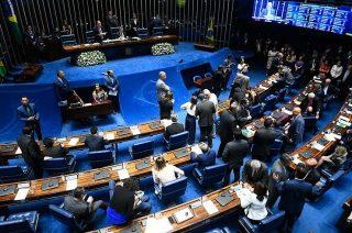 Senado aprova em 1º turno a reforma da Previdência (6/19)