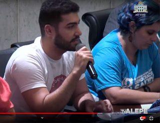Cebes em Audiência Pública da Comissão de Saúde da Alepe (18/12)