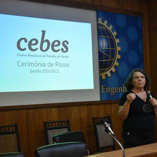 Veja falas do microfone aberto na posse da diretoria do Cebes – gestão 2020-21