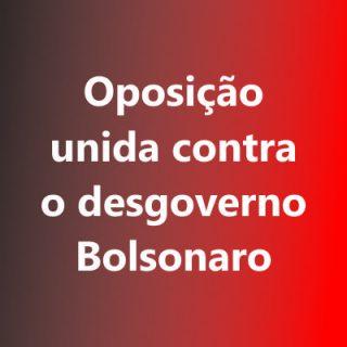 O Brasil não pode ser destruído por Bolsonaro