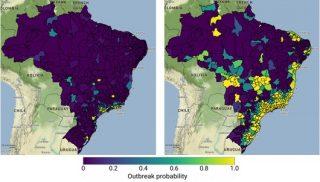 Covid-19: centros urbanos devem enfrentar situações mais graves em curto prazo