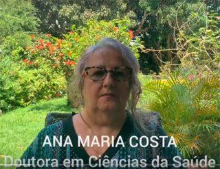 """Ana Costa: """"Grandes tragédias sanitárias, como estamos vivendo agora, ficam na conta do SUS"""""""