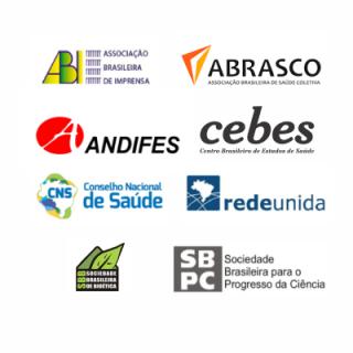 CEBES e entidades da Frente pela Vida assinam nota em solidariedade e pela vida diante das mais 50 mil vidas perdidas pela Covid-19