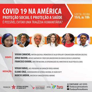 Argentina, Cuba e indígenas da Bolívia dão lição de saúde ao Brasil no combate à Covid-19