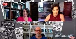 Como enfrentar a covid-19? Lúcia Souto e Lígia Kerr falam ao Le Monde Diplomatique