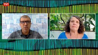 Programa Central do Brasil #49 entrevista Lúcia Souto sobre Coronavírus, fila única de leitos e SUS
