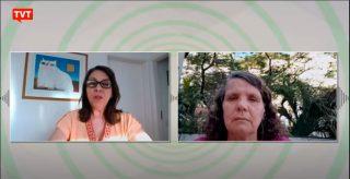 Presidenta do CEBES comenta no jornal Brasil Atual a marca de 100.000 mortos por covid-19 no Brasil