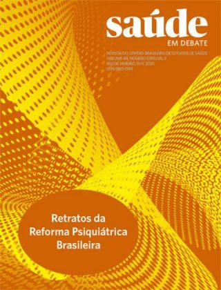 Saúde em Debate v. 44 n. Especial 3 - Retratos da Reforma Psiquiátrica Brasileira