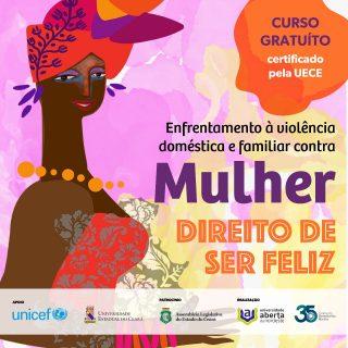 Curso Livre: Enfrentamento à Violência Doméstica e Familiar contra Mulher